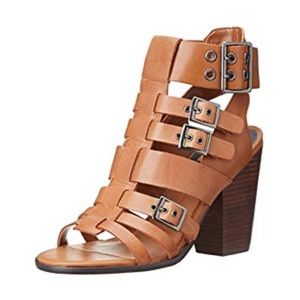 DV by Dolce Vita Women's Paityn Saddle Cage Sandal